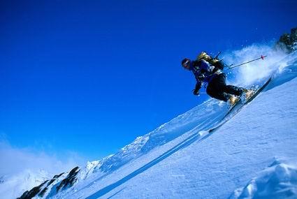 Para los interesados en esqui...